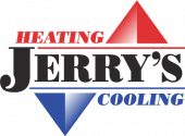jerrys heating and cooling logo